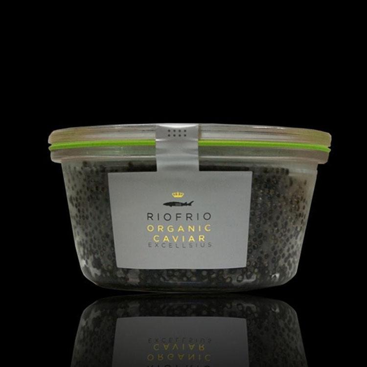 Trứng cá tầm Organic Caviar